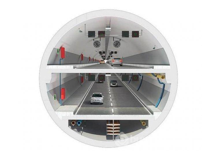 3 Katlı İstanbul Tüneli nasıl olacak? -8