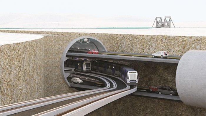 3 Katlı İstanbul Tüneli nasıl olacak? -10