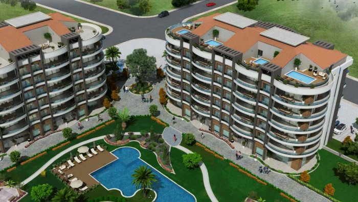 Milas Mavişehir Residence-19