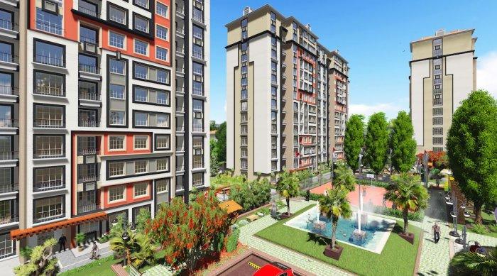 Yeni İstanbul Evleri-1