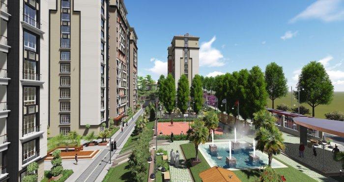 Yeni İstanbul Evleri-2