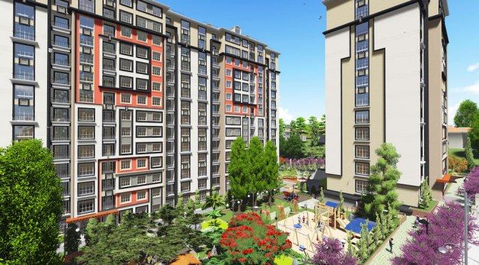 Yeni İstanbul Evleri-6