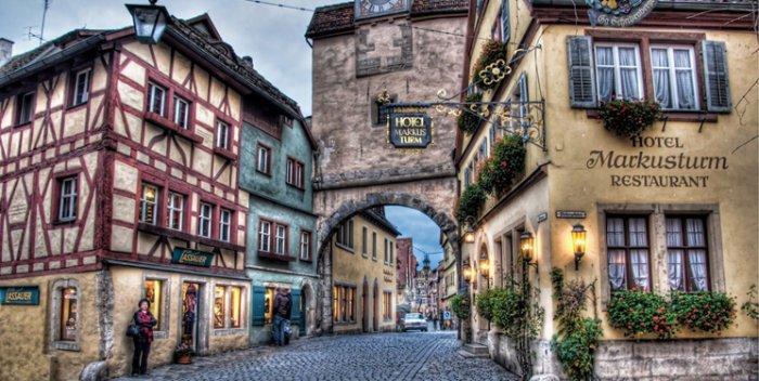 Dünyanın en güzel köyleri-1