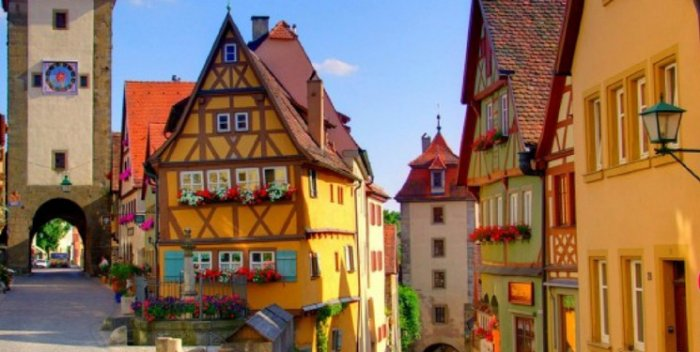 Dünyanın en güzel köyleri-12