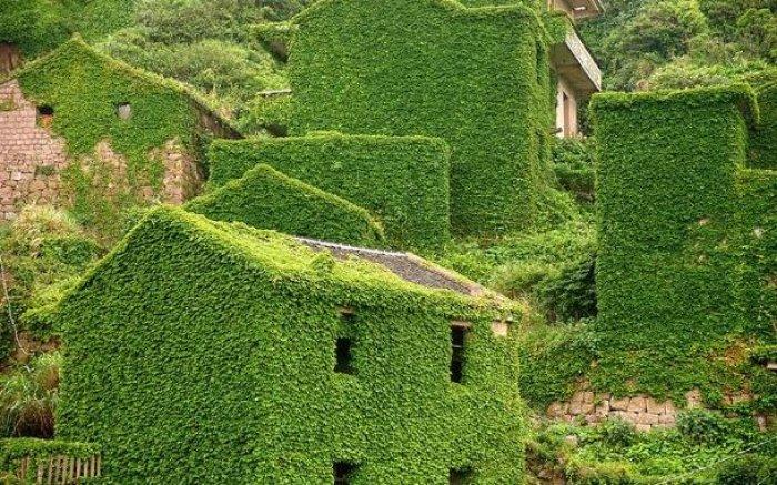 Shengsi; doğa ile yeşile boyanmış köy-2
