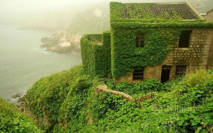 Shengsi; doğa ile yeşile boyanmış köy-3