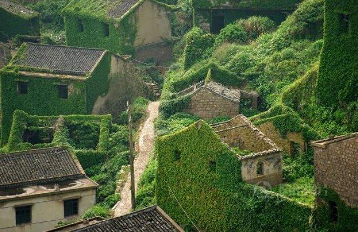 Shengsi; doğa ile yeşile boyanmış köy-10