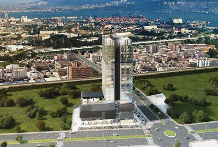Megapol Çarşı Kule-3