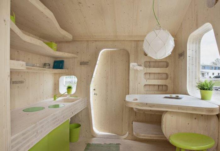 Japonya'nın mikro evleri-12