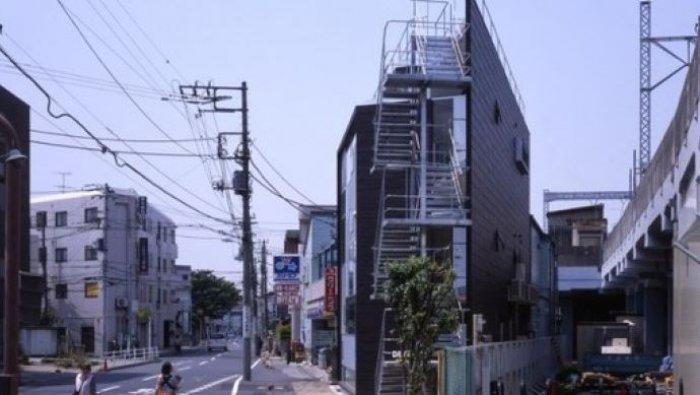 Japonya'nın mikro evleri-7