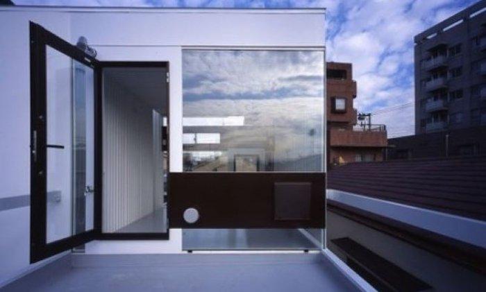 Japonya'nın mikro evleri-10