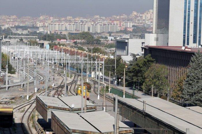Ankara Yüksek Hızlı Tren Garı -12