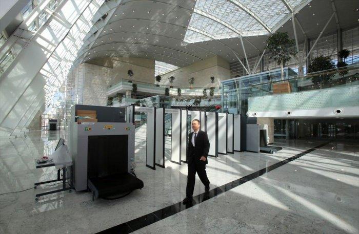 Ankara Yüksek Hızlı Tren Garı -17