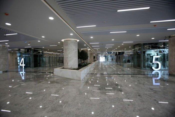 Ankara Yüksek Hızlı Tren Garı -18