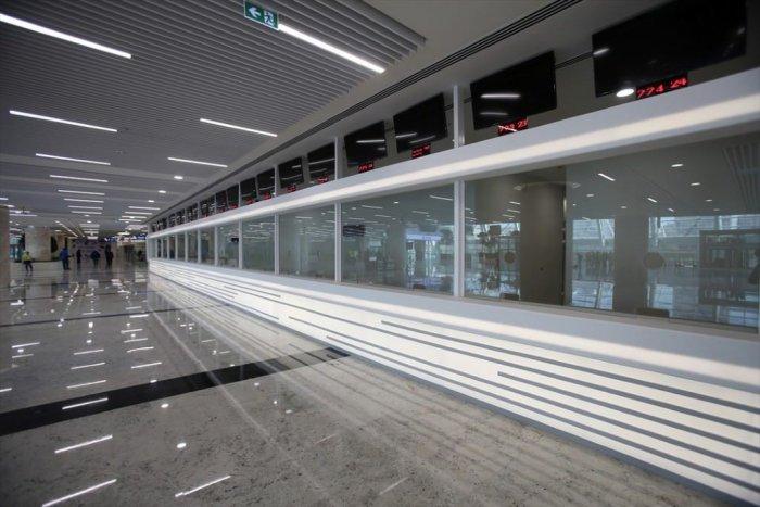 Ankara Yüksek Hızlı Tren Garı -19