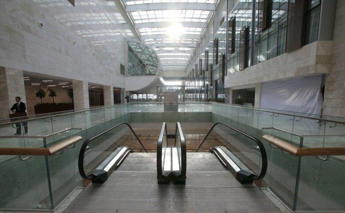 Ankara Yüksek Hızlı Tren Garı -6
