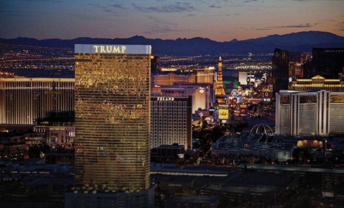 ABD'nin yeni başkanı Donald Trump'ın altın kaplama evi -18