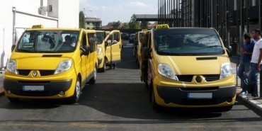 İstanbul'a 3 yeni taksi dolmuş hattı!
