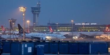 Bakan Turhan'dan Atatürk Havalimanı ve yapılaşma vurgusu