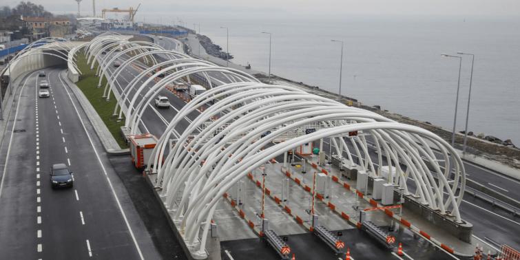 Bakan Turhan Hazine'den mega projelere ödenecek tutarı açıkladı