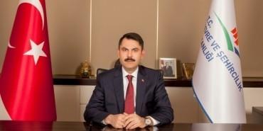 Bakan Kurum'dan 'Ön Ödemeli Konut' Müjdesi