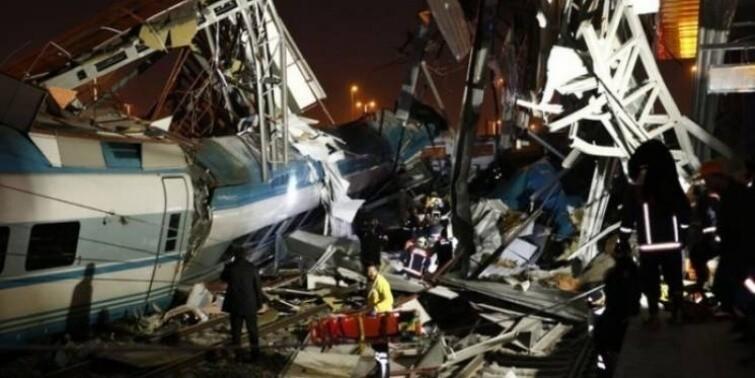 Tren kazasıyla ilgili şok iddia: Hatta sinyalizasyon yoktu