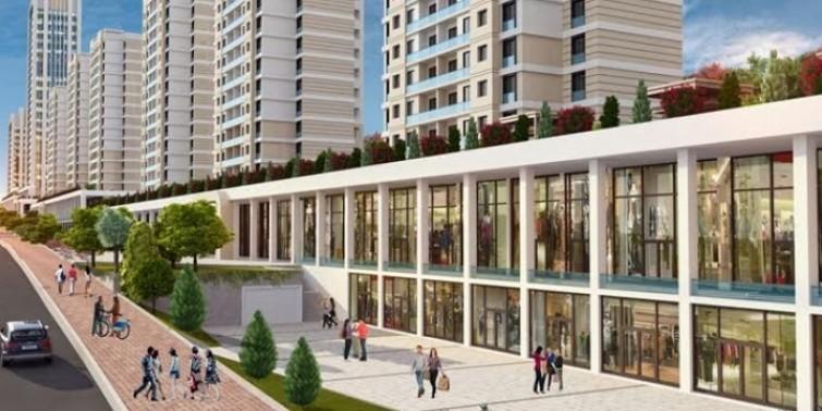Onur Park Life İstanbul'da ticari kiralamalar başladı