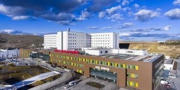 Yozgat Şehir Hastanesi Avrupa'nın ilk ve tek dijital hastanesi oldu