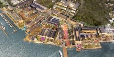 Tersane-i Amire'yi dönüştüren proje: Tersane İstanbul
