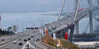 Osmangazi Köprüsü ve otoyollardan geçiş bedelleri arttı
