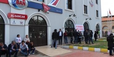 İZBAN Grevi erteleme kararı Resmi Gazete'de