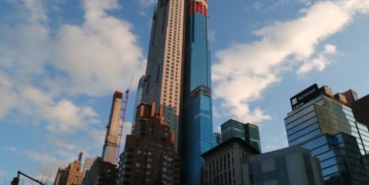 ABD'nin en pahalı dairesine rekor fiyat