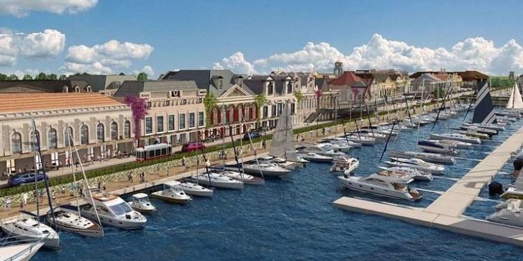 Büyükçekmece Yat Limanı projesine durdurma kararı
