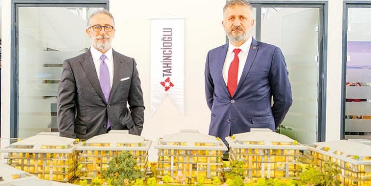 Tahincioğluoğlu'ndan Çengelköy'de yeni proje: Nidapark Çengelköy