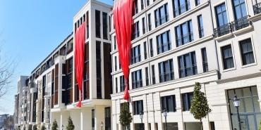 Taksim 360 ofislerinde yaşam başladı