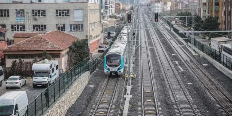 İstanbul banliyö hattından 68 günde 24 milyon yolcu geçti
