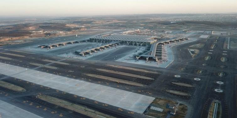 İstanbul Havalimanı'na uluslararası 'özel başarı' ödülü