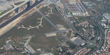 Atatürk Havalimanı'nın tamamı Millet Bahçesi oluyor