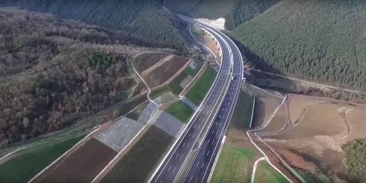 Kuzey Marmara Otoyolu'nda hedef 2020