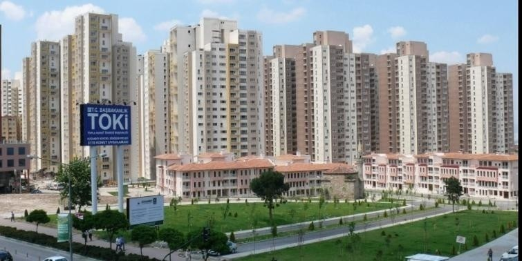 İl il 50 bin sosyal konut projesi: En yüksek talep Bursa'dan