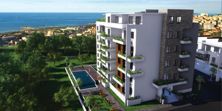 289 bin liraya Karadağ'da 2 yıl kira garantili  ev ve oturum fırsatı