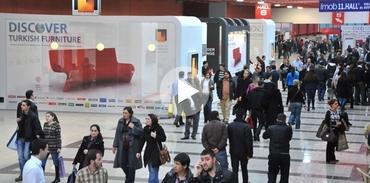 Mobilya markaları İMOB'da vitrine çıktı