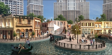 Yüzde 1 peşinle Venedik'e yerleşin