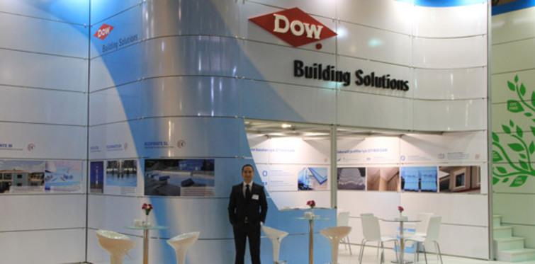 Dow Bina Çözümleri Yapı Fuarı'ndaydı