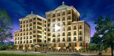 Dome Residence'ın yüzde 50'si satıldı