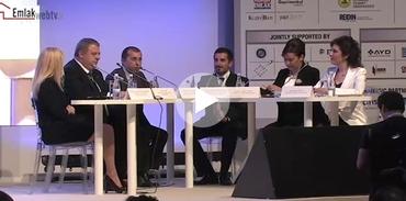 1. Gün 2. Oturum: Geleceği Yapılandırmak: 2023 Vizyonunda Gayrimenkul Sektörü