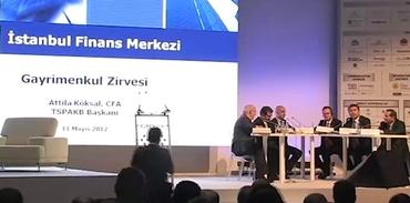 2. Gün 1. Oturum: Istanbul Finans Merkezi