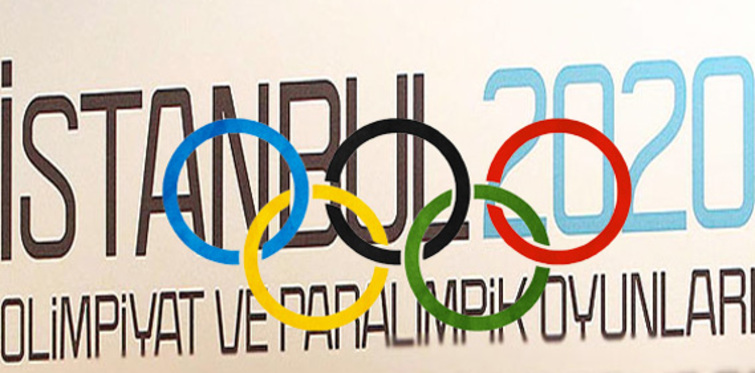 İstanbul 2020 Olimpiyatları için resmen aday