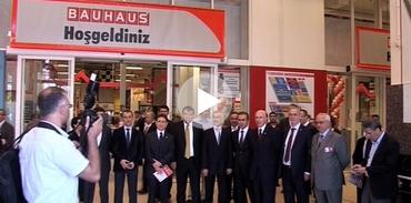 Bauhaus Kağıthane açıldı