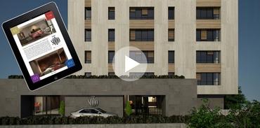 Soyak Soho iPad uygulaması ilgi çekiyor